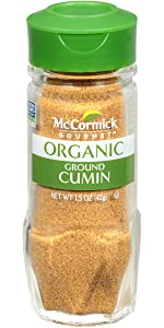 McCormick Gourmet Organic Ground Cumin
