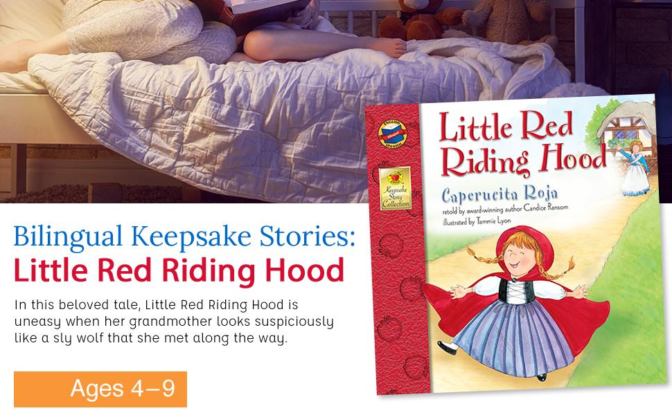 Bilingual Keepsake Story: Little Red Riding Hood
