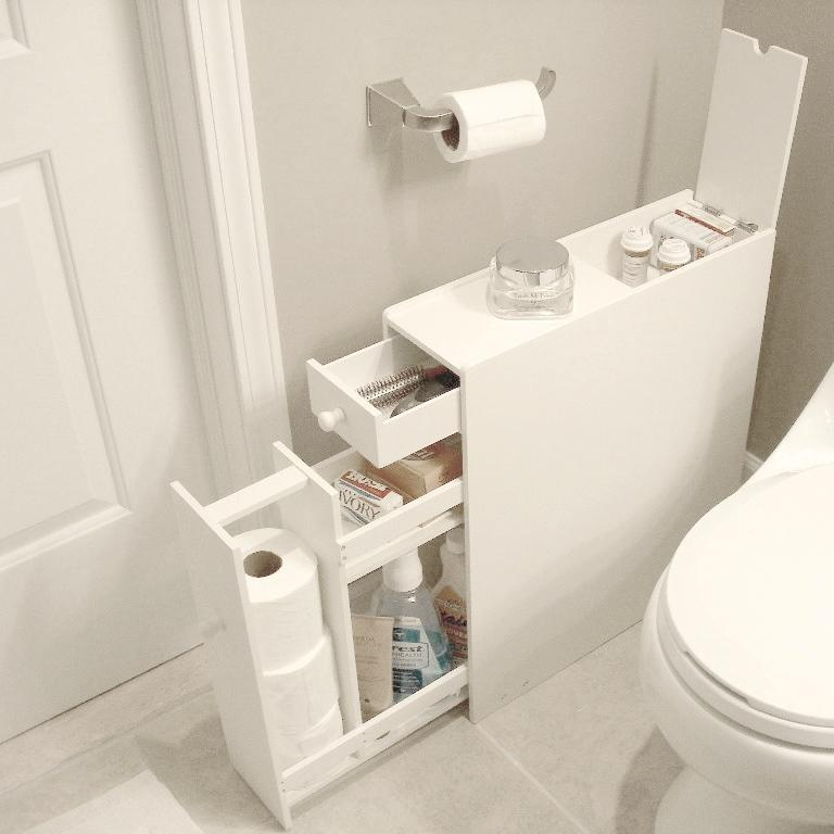 Small Bathroom Floor Cabinets White. Amazon Com Sauder Caraway ...