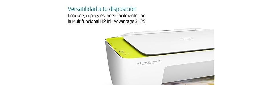 HP DeskJet Ink Advantage 2135 All-in-One Printer 1774cb2f ebd8 44bf 9d7c 3f99a505e218