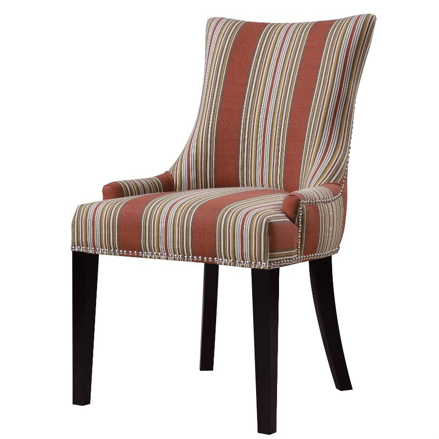 Amazon Dining Chairs: Amazon.com: Pulaski Imperial Stripe Upholstered Dining