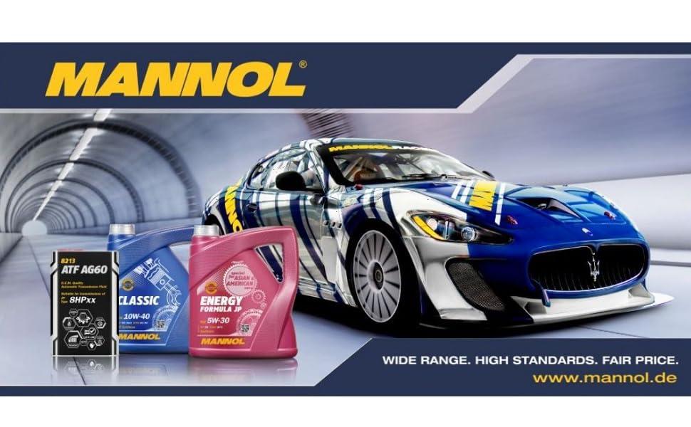 Mannol Mn7511 5 Öl Motoröl 5 Liter Auto