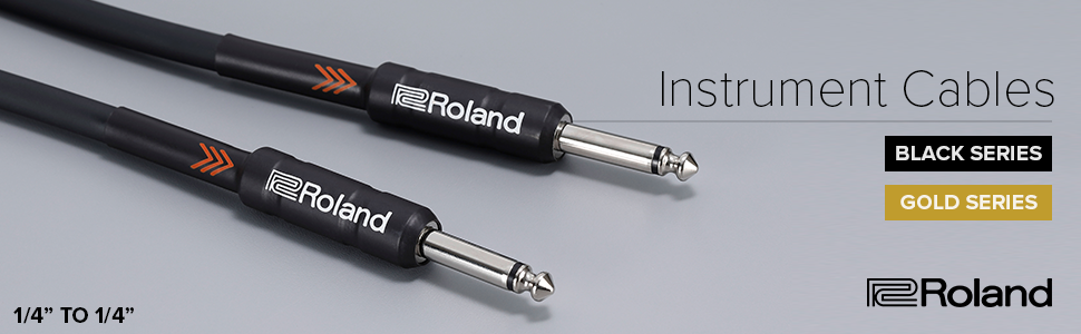 Roland Inst Cables Header