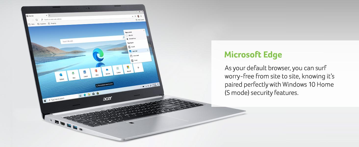microsoft edge browser safe