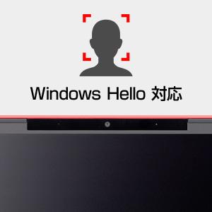 Windows Hello顔認証カメラ