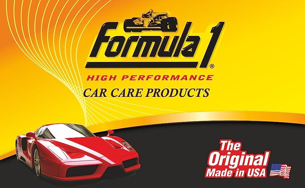 formula1 car care