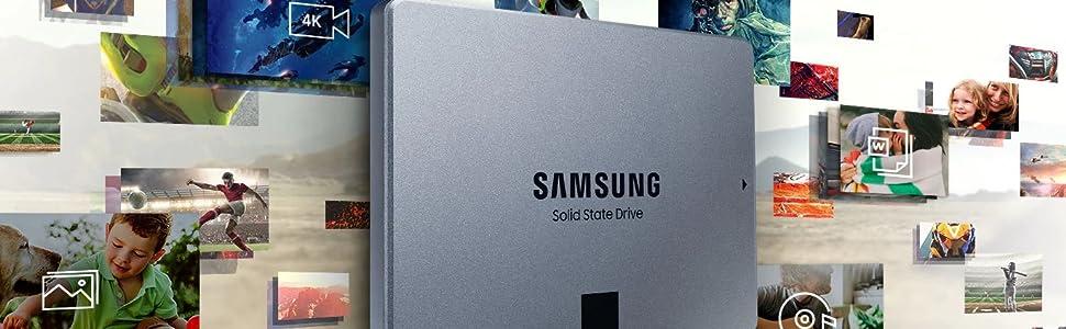 SSD, Samsung, White, Turbo