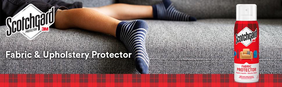 Scotchgard Protector: Fabrick & Upholserty Protector