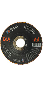 Ceramic Hybrid Grinding Disc