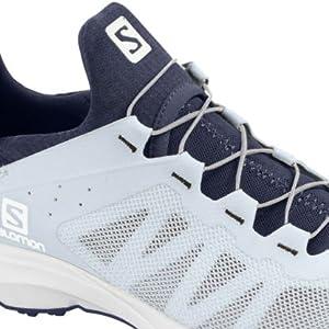Salomon Salomon Women's Amphib Bold Athletic Water Shoes, BlackWhiteElectric Green, 9 from Amazon | ShapeShop