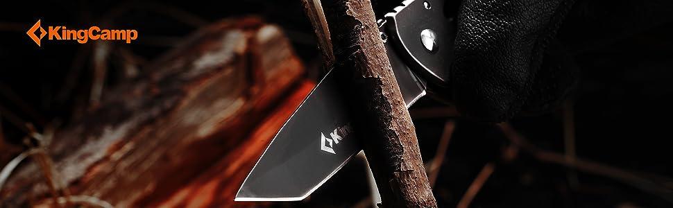 Amazon.com: Kingcamp Tactical Supervivencia Multifunción ...
