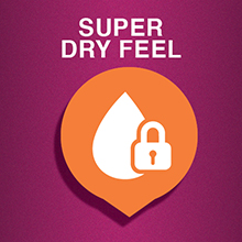 Super Dry Feel