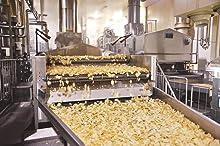 ポテトチップス、じゃがいも、うすしお、コンソメ、のりしお、しあわせバター