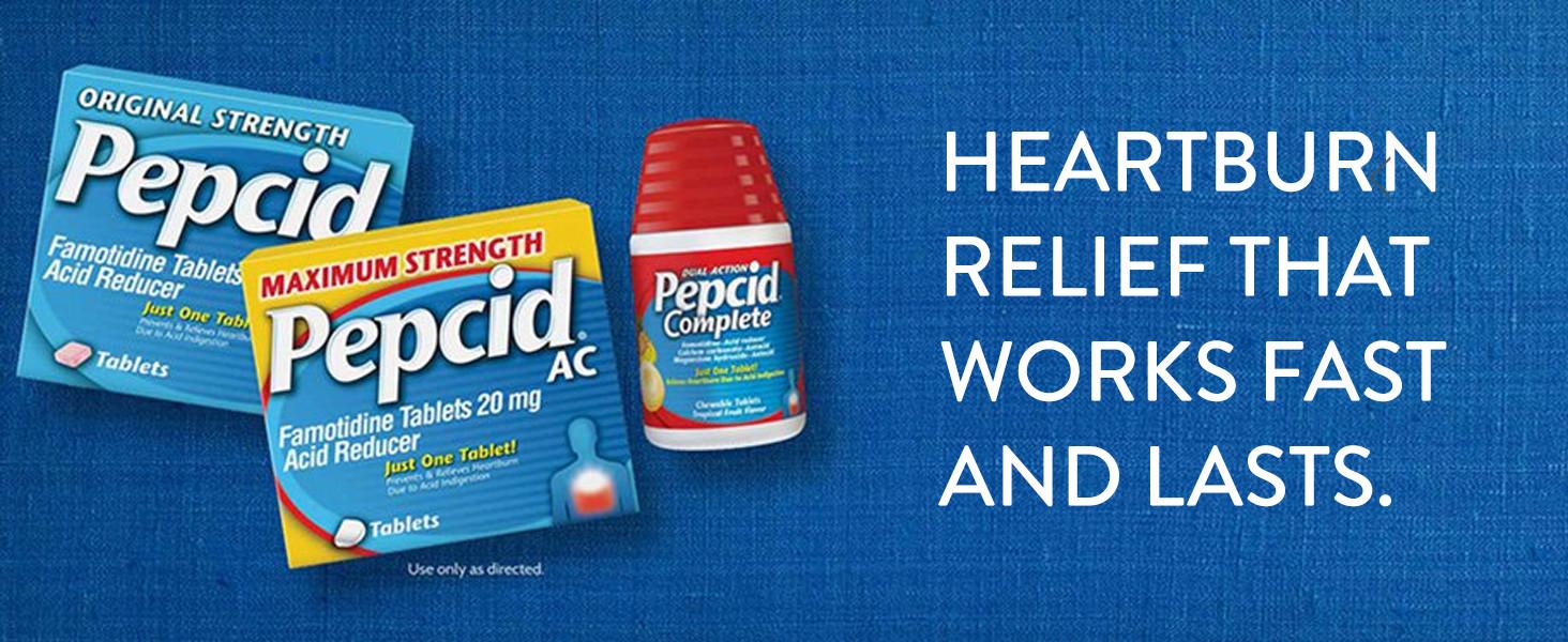 pepcid, h2, ppi, acid reducer, acidity, pepcid complete, pepcid ac