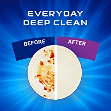 everyday deep clean dishwashing tablets
