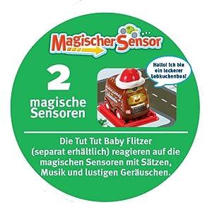 Magischer Sensor
