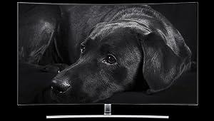 Samsung Q7C Curved QLED 4K TV Q | 4K Elite Black