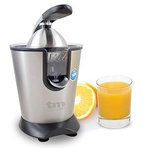 exprimidor, electrico, automatico, acero, inoxidable, 160, potente, barato, bueno, zumo, naranja
