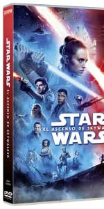 star wars el ascenso de skywalker the rise of skywalker disney dvd