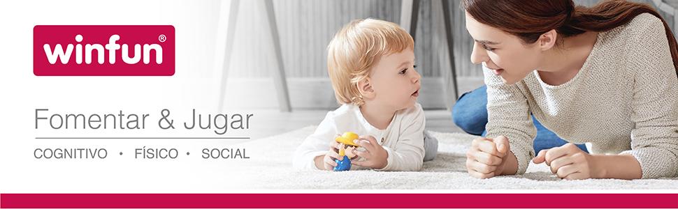 winfun - Andador para bebés con actividades(44528): Amazon.es ...