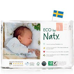 ECO by Naty, born 1994 in Sweden