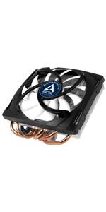 Amazon com: ARCTIC Accelero Xtreme III - High-End Graphics