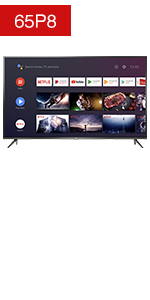 TCL P8 65 inch