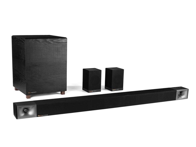 Klipsch, surround sound, home theater system, True Home