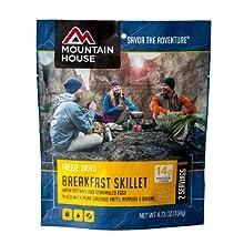 Mountain House breakfast skillet pouch