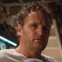 Jason Clarke as Louis