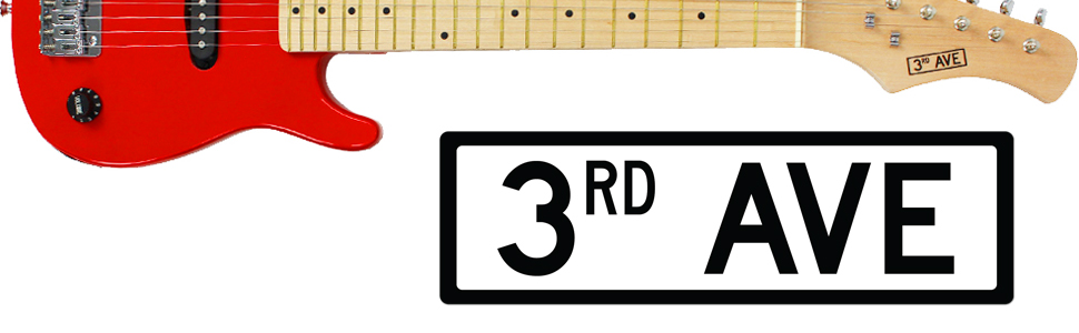3rd-avenue-stx30rdpk-chitarra-elettrica-da-30-poll