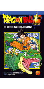 Dragon Ball Super Band 1