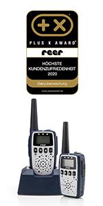 Babyskärm och walkie-talkie Care&Talk