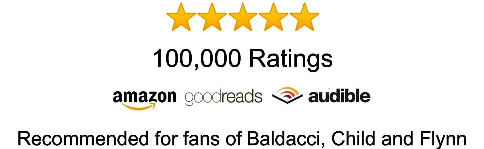 Goodreads, Audbile, book, audiobook, paperback, thriller, mystery, suspense, spy, action adventure