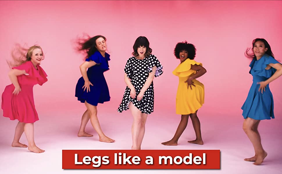 Show off your legs with Tend Skin