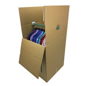 ship pack supplies boxes moving movers shipped shippers stretch bubble paper hangers closet clothes