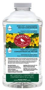 Amazon.com : Perky-Pet 238CL Clear Hummingbird Nectar 32