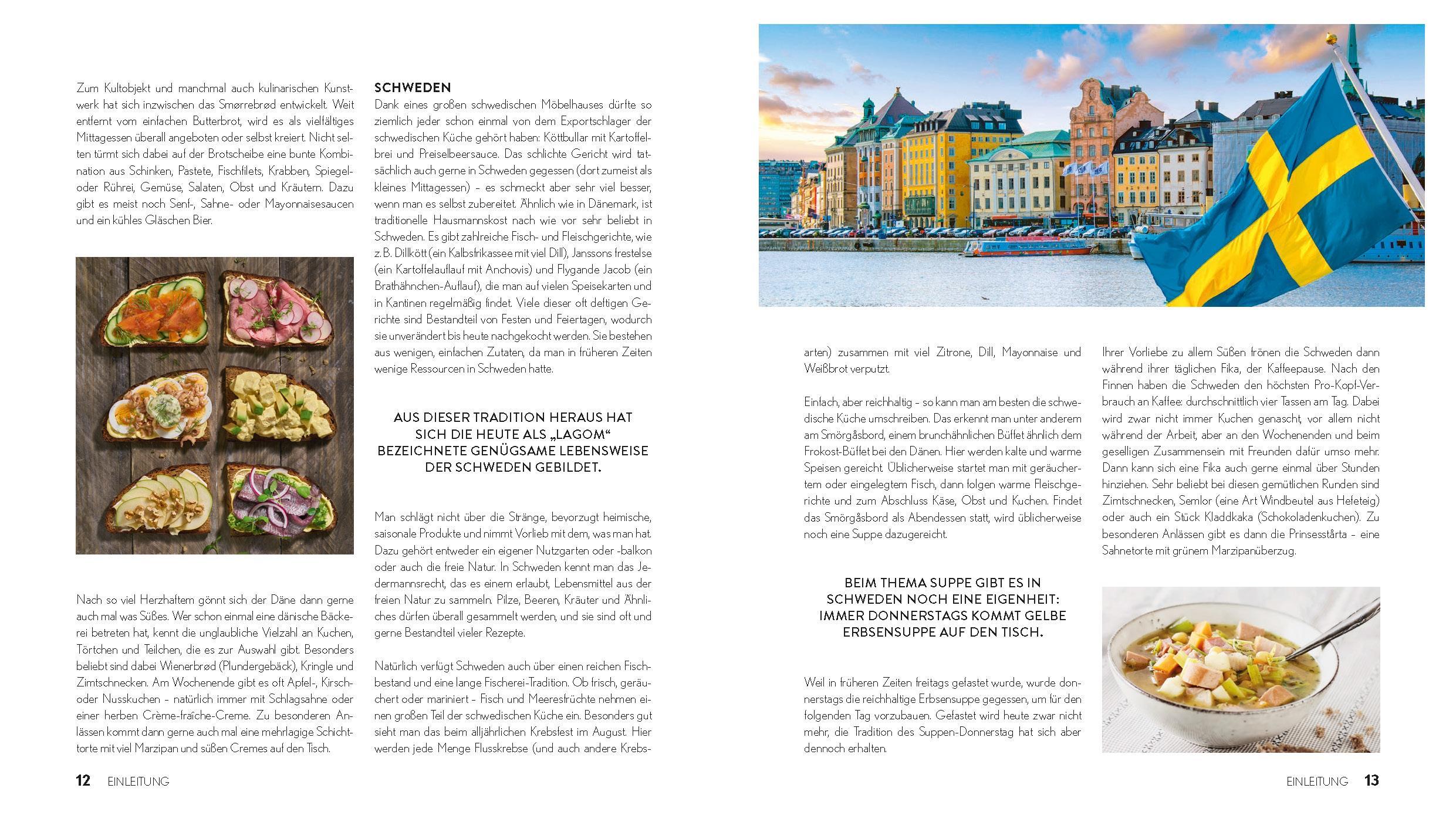 Skandinavische Küche: Lieblingsrezepte aus dem hohen Norden: Amazon ...