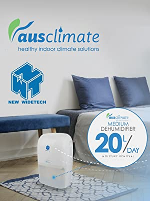 Ausclimate Medium 20L Dehumidifier