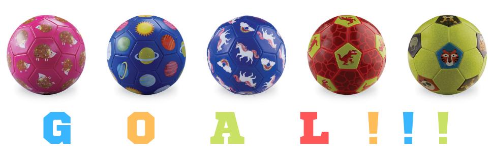 Crocodile Creek, Soccer Balls, Size 3, Kids, Children, Toddler, Preschool, Futbol, Design, Art