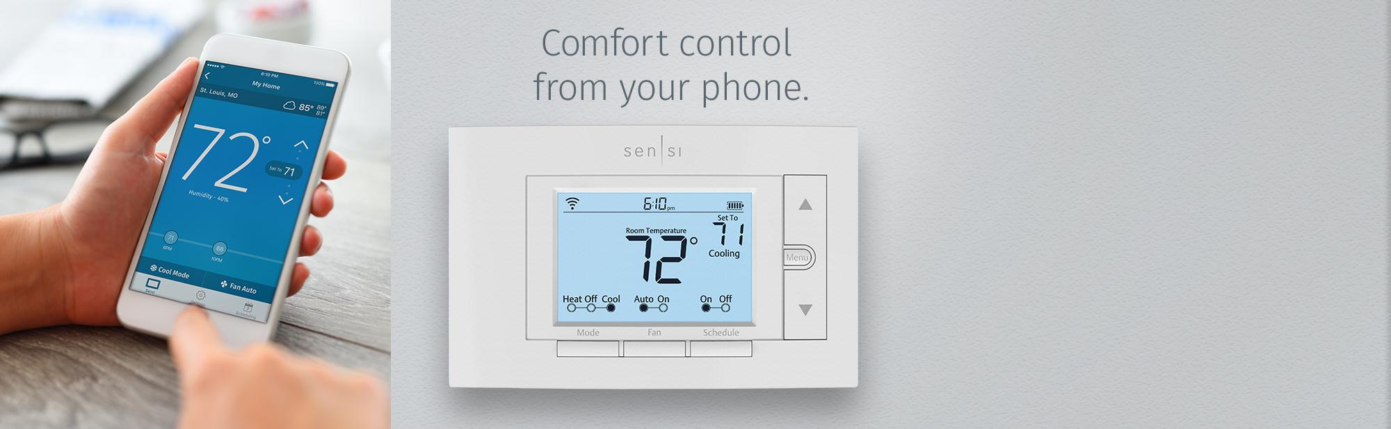17d1233e 10f8 4d9e b49a 55f5fee26f22._SR970300_ emerson sensi wi fi thermostat for smart home, 1f87u 42wf, pro  at soozxer.org