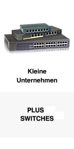 Netgear Gs524up Switch 24 Port Gigabit Ethernet Lan Computer Zubehör