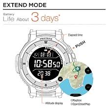 Extended Mode For Battery Life