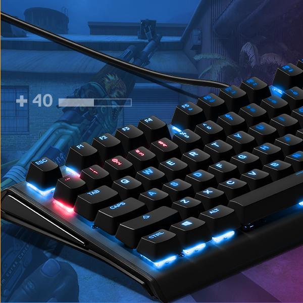 Blu 60 W 21x20 Fan Europe Applique Quadrata E27