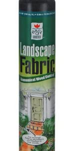 landscape fabric, weed control, weed barrier, garden fabric