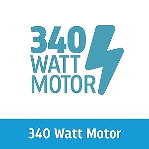340 watt