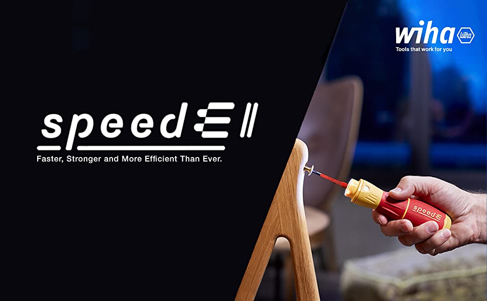 SpeedeII. Faster, Stronger and more Efficient Than Ever.