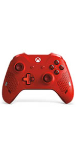 Sport red controller