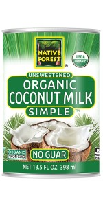 Organic Coconut milk unsweetened