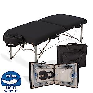 earthlite, earthlite massage table, portable massage table, massage tables, massage table
